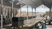 Railways and Steamships